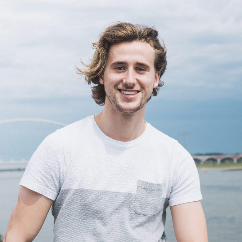 Max vertelt over zijn ervaring als Student Recruiter bij Fonky