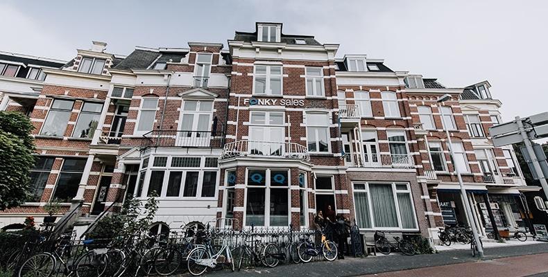 Pand bijbaan Utrecht
