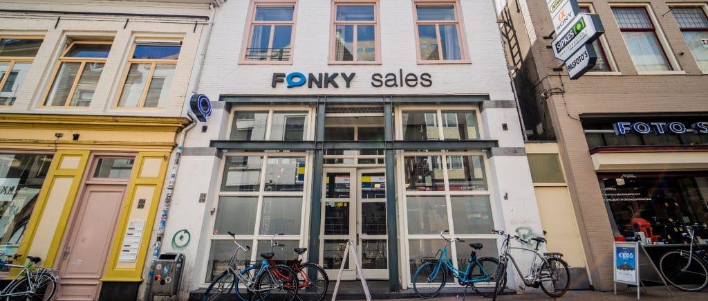 Pand bijbaan Groningen