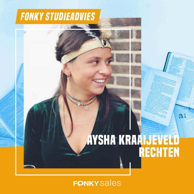 Aysha Kraaijeveld