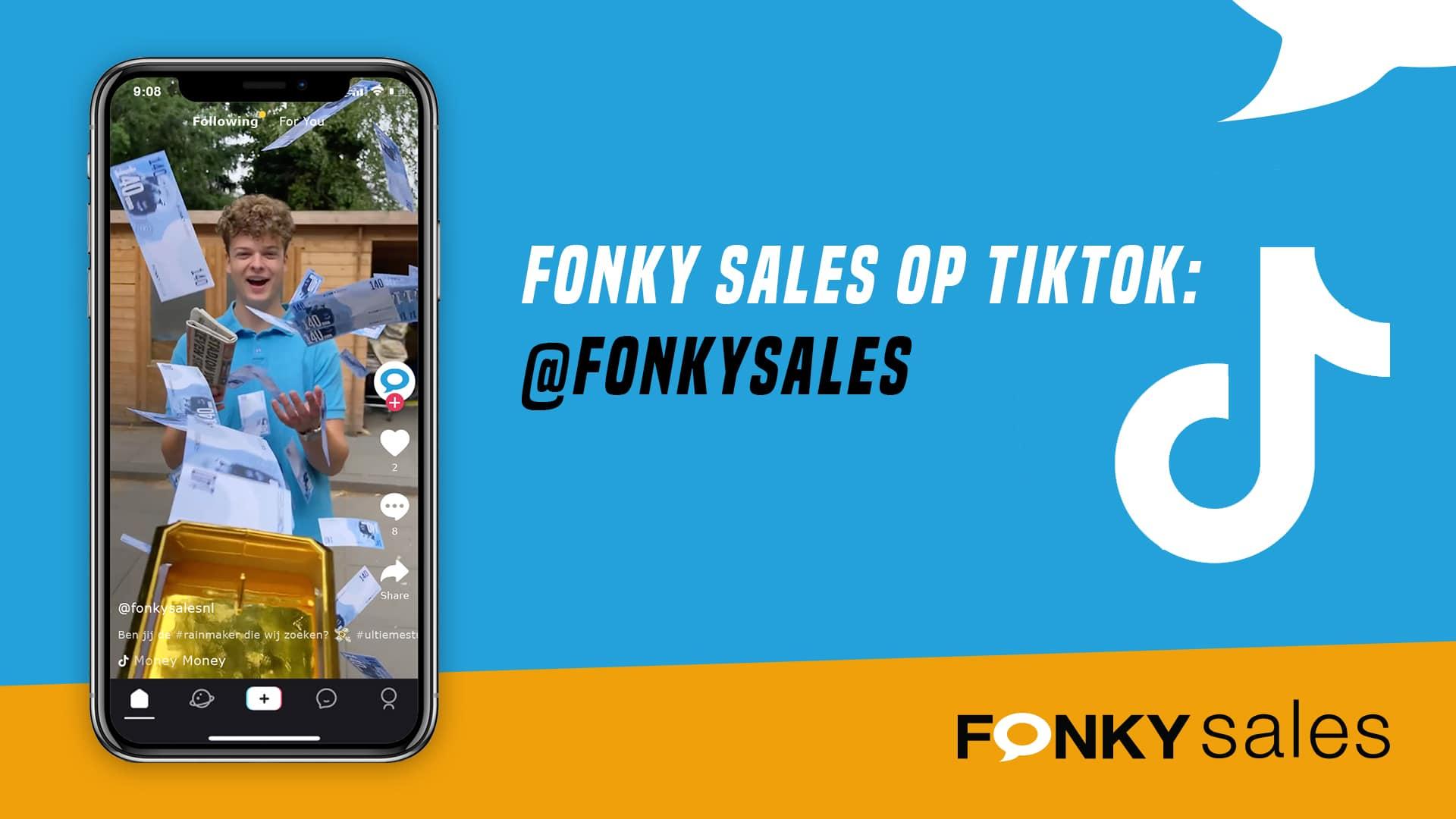Fonky op TikTok
