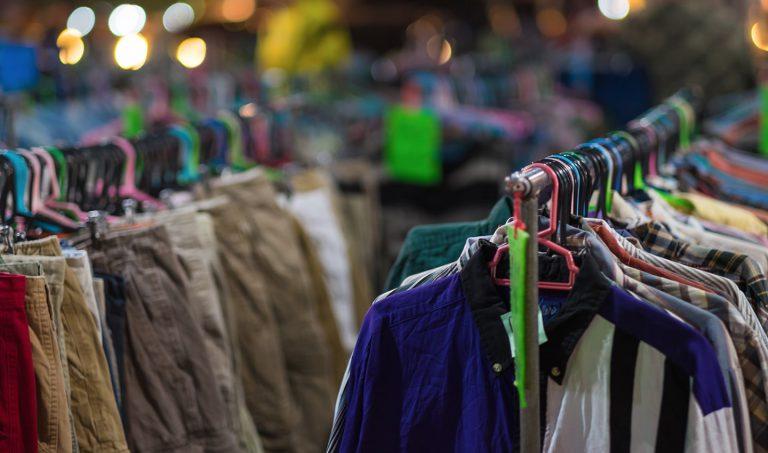 kleding inzamelen