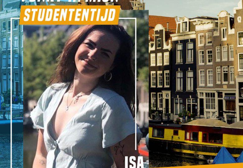 Studententijd in Amsterdam