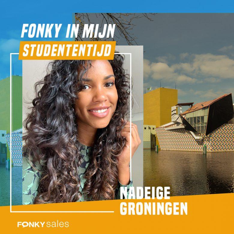Studententijd in Groningen