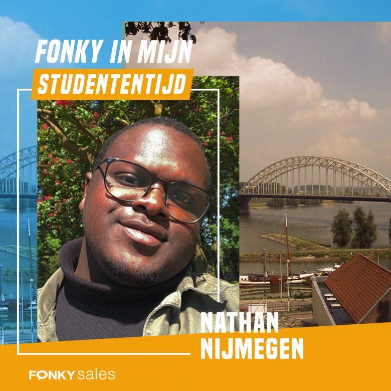Studententijd in Nijmegen