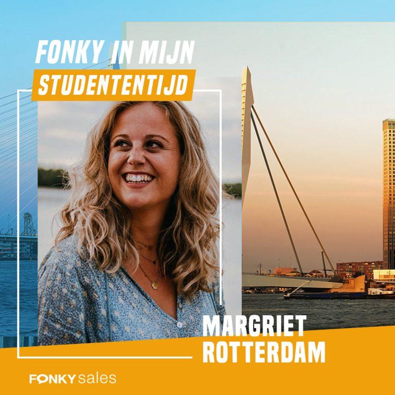 studententijd Rotterdam