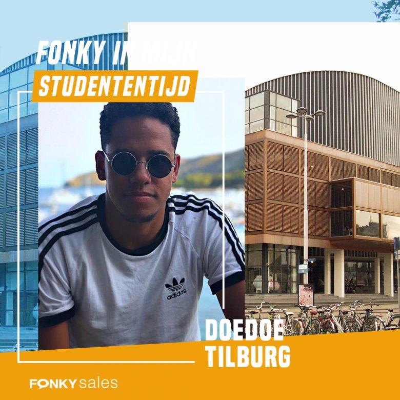 Studententijd in Tilburg