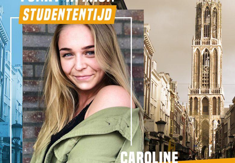 Studententijd in Utrecht