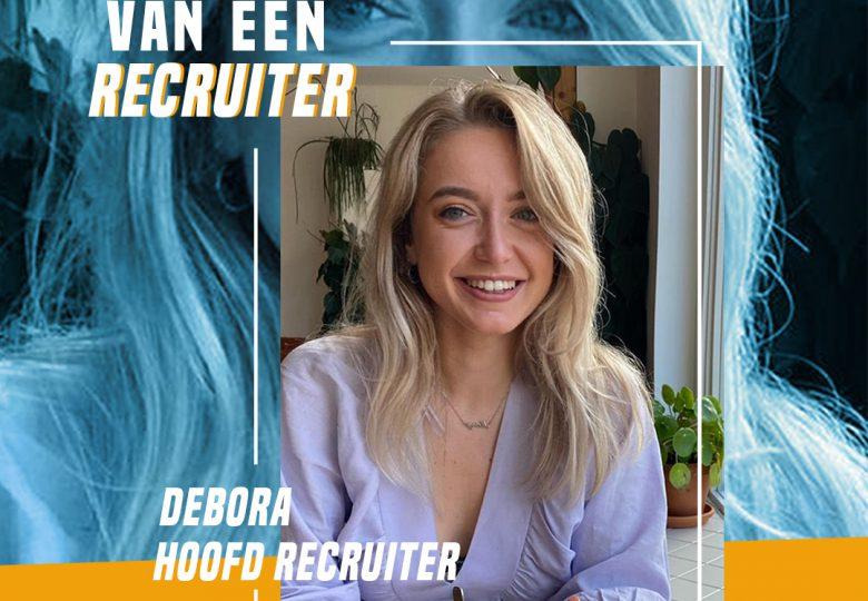 Het leven van een Recruiter – Hoofd Recruiter