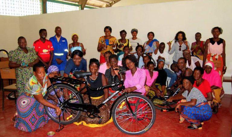 Naleli fietsproject
