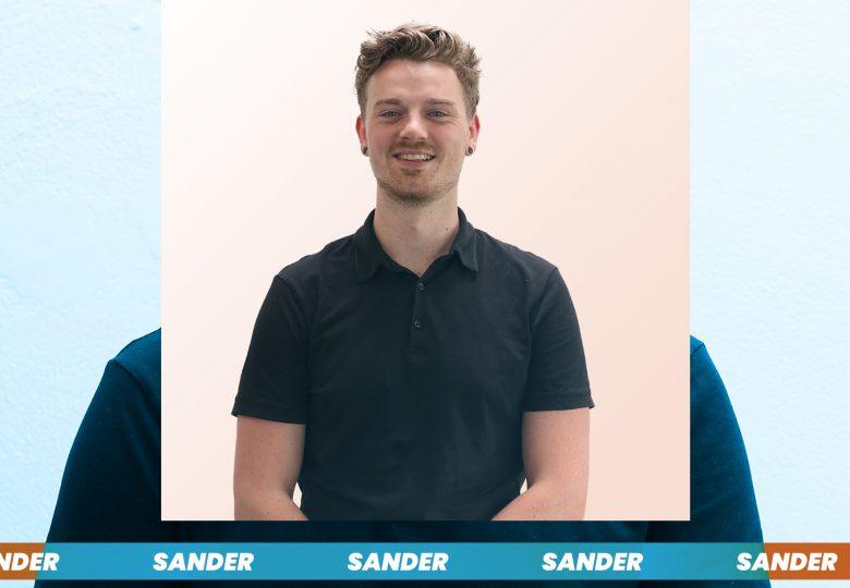 Impact maken bij Fonky: onze Service & UX Designer Sander aan het woord