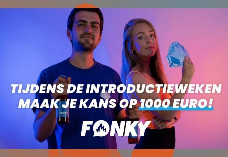 Fonky betaalt de schade: wat zou jij doen met €1000?